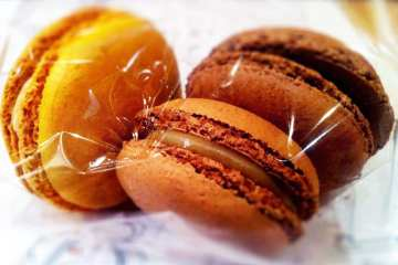 Macaroons from Seasonal Pantry