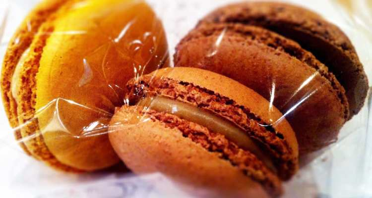 Macaroons from Seasonal Pantry