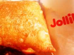 Mango Pie from Jollibee Philippines