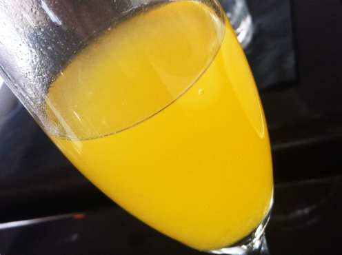 Mimosas from Getaway