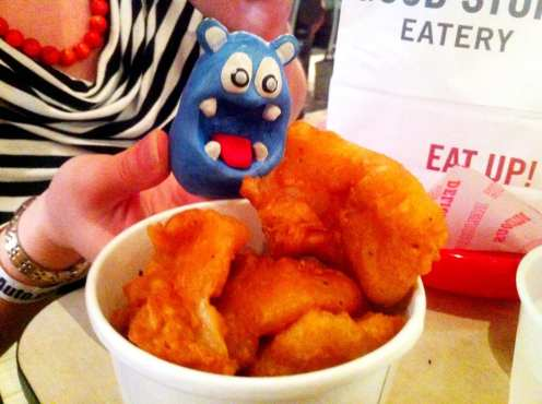 Onion Rings from Good Stuff Eatery