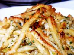 Parmesan French Fries from Counter