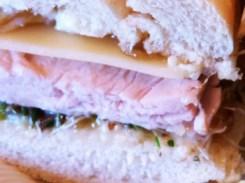 Scheherazade Turkey Sandwich $7 @ Booeymonger in Friendship Heights DC