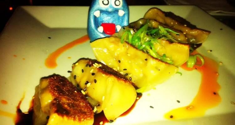 Seafood Dumplings from Toki Underground