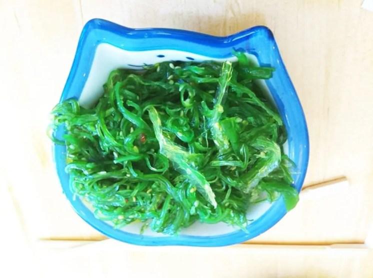 Seaweed Salad from Maki Maki