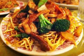 Shanghai Noodles from China King's