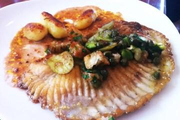 Skate Fish from Praline Bakery & Bistro