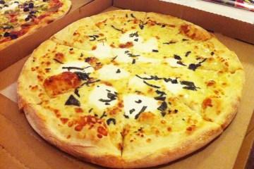 Whitestone Pizza from Flippin Pizza