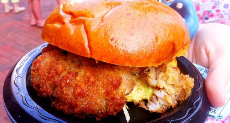 Crab Cake from McCormick & Schmick's