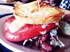 The Blume Sandwich from Brooklyn's Deli Rockville