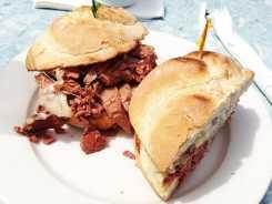 Goldberg Sandwich @ Brooklyn's Deli Rockville