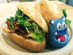 Banh Mi @ G Street Food