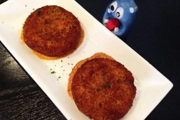 Bleu Cheese Croquettes Appetizer @ Scion Silver Spring