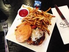 Maple Pork Belly Sandwich @ Scion Silver Spring