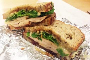 Dreamland Sandwich $10 @ Jetties Bethesda