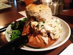 Applewood Bacon Crab Dip $12 @ Pig & FIsh Rehoboth