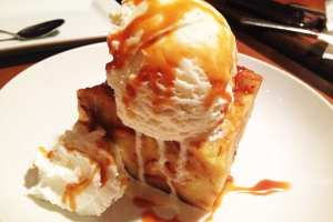 Bread Pudding @ Pig & Fish Rehoboth