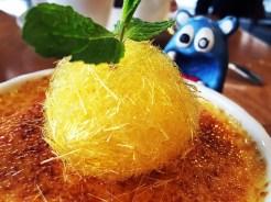 Passion Fruit Creme Brulee $7 @ Urban Butcher Silver Spring