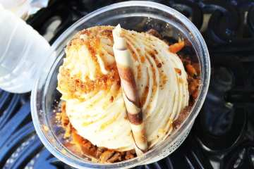 Butterfinger Cupcake Cup @ Gourmet Grab & Go Los Angeles California