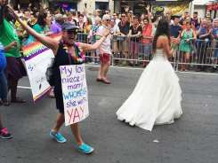 Marriage Equality at Capital Gay Pride 2015