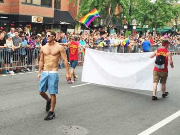 OMG HOT GUY at Capital Gay Pride 2015