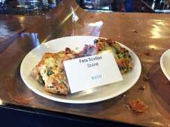 Feta Scallion Scone $4 @ Intelligentsia Coffee Shop Los Angeles California