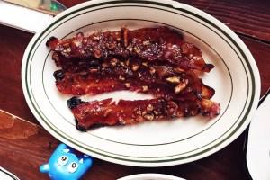 Praline Bacon $5 @ Khyber Pass Pub in Philadelphia