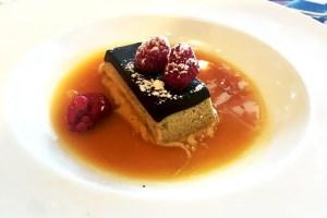 Semifreddo Al Pistacchio Dessert $10 @ Lupo Verde on U Street