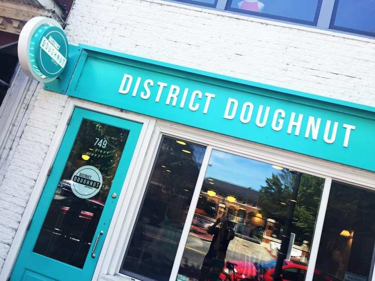 District Doughnut in Capitol Hill