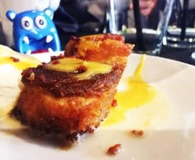 Pork Belly & Eggs @ Cava Mezza in Capitol Hill, Washington DC