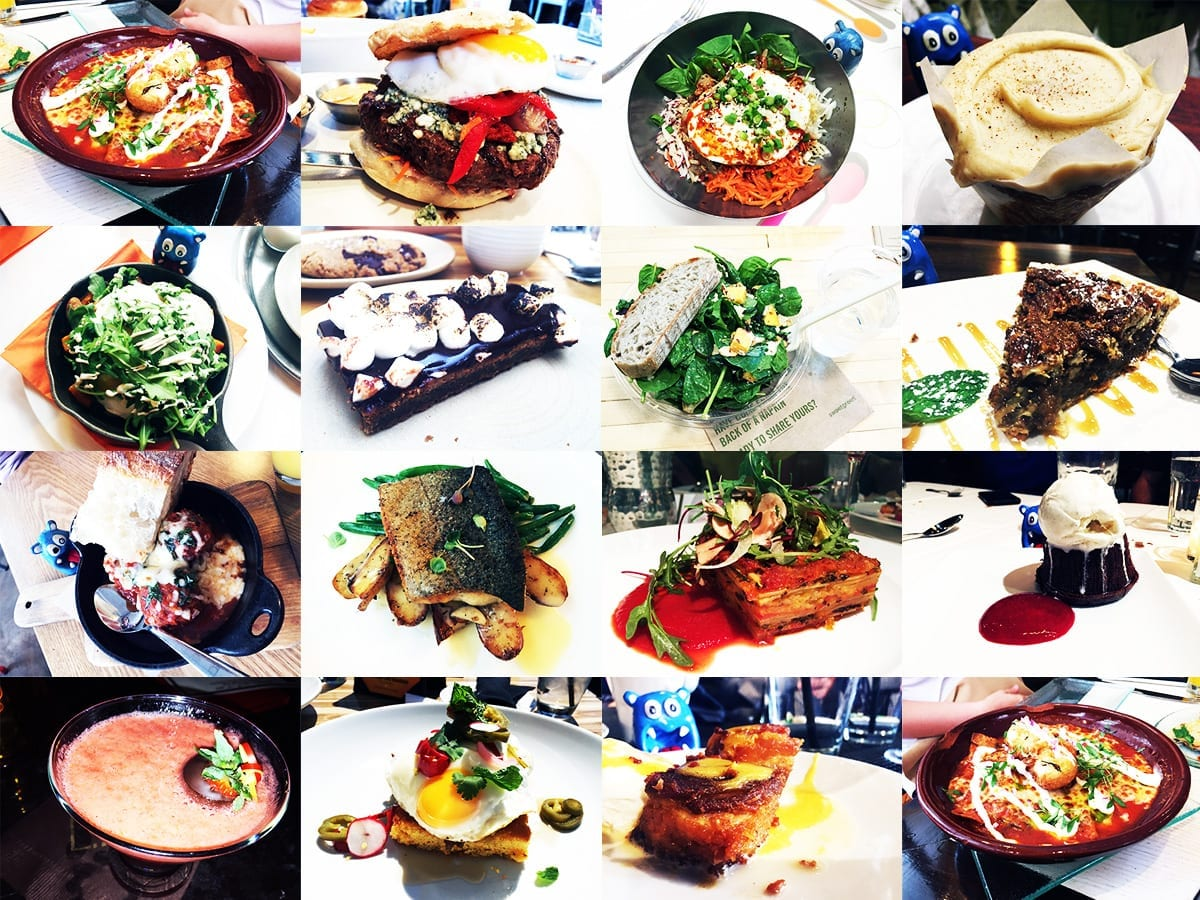 Top NOMs Of 2015, Guide To Best Food In DC Area
