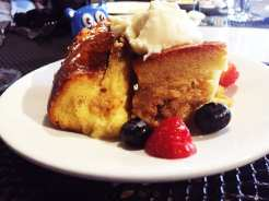 French Toast $6 @ Cava Mezze in Capitol Hill DC