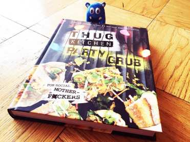 Win Free Copy of Thug Kitchen Party Grub Cook Book