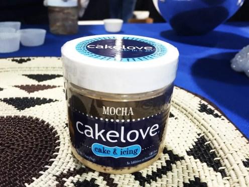 Mocha Cake Jars @ Cake Love at Emporiyum Food Market in Baltimore