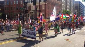 Capital Gay Pride 2016