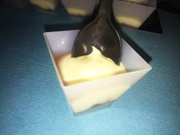 Lemon Mousse @ Black Market Bistor (4 NOMs) at Best of Washington 2016