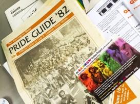 Gay History at NOVA Gay Pride (picture by @DCHomos)