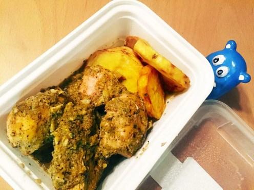 Chicken & Potatoes from Mezze Box Food Service