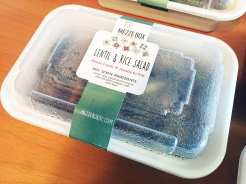 Lentil & Rice Salad from Mezze Box Food Service