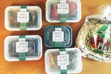 Mezze Box Food Service