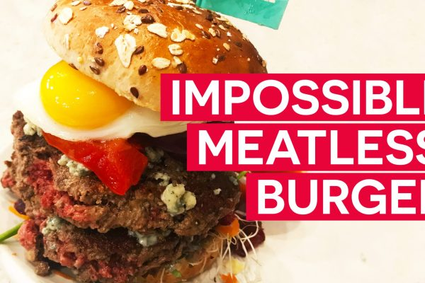 Impossible Burger from Counter