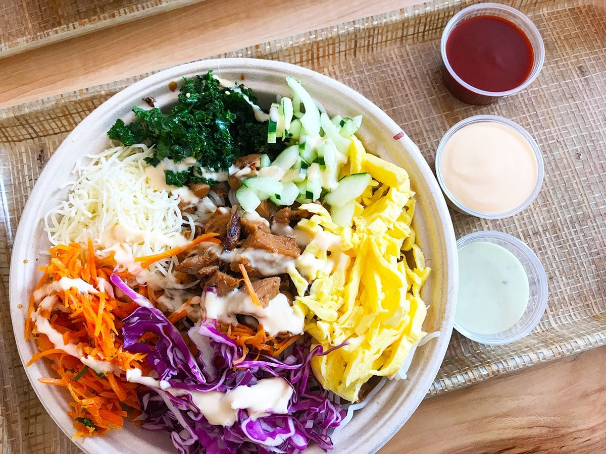 New Bibimbap Fast Casual Place And Its Excellent! Bibibop Asian Grill