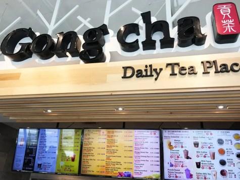 Gongcha Bubble Tea