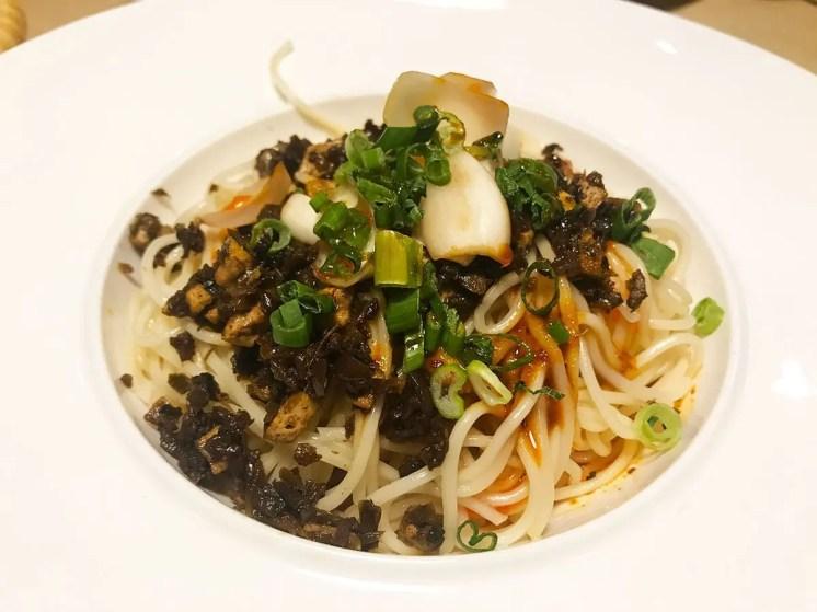 Dan Dan Noodle from Peter Chan