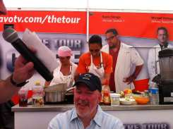 Top Chef Tour in Eastern Market Washington DC