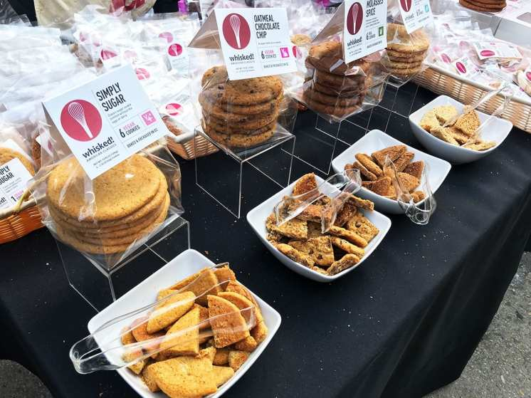 Cookies from Whisked at Emporiyum 2018