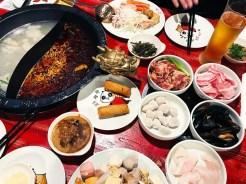 All the Food @ Hot Pot Legend