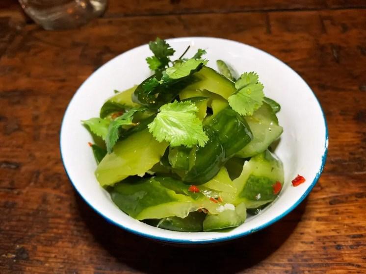 Smashed-Cucumber-Salad-$6-@-Tiger-Fork-(4-NOMs)-3