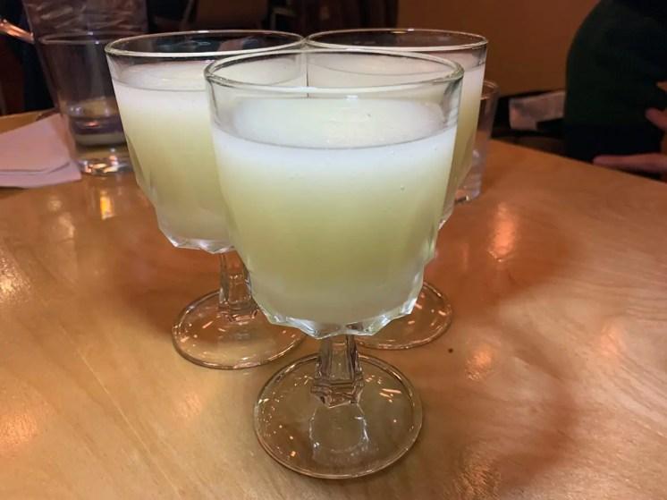 Fruzu Frozen Yuzu Lemonade @ Haikan