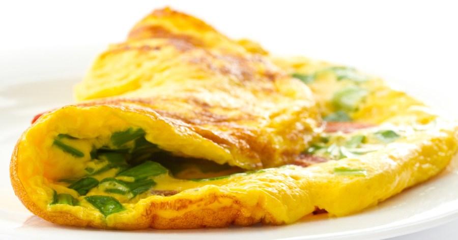 omelette eggs